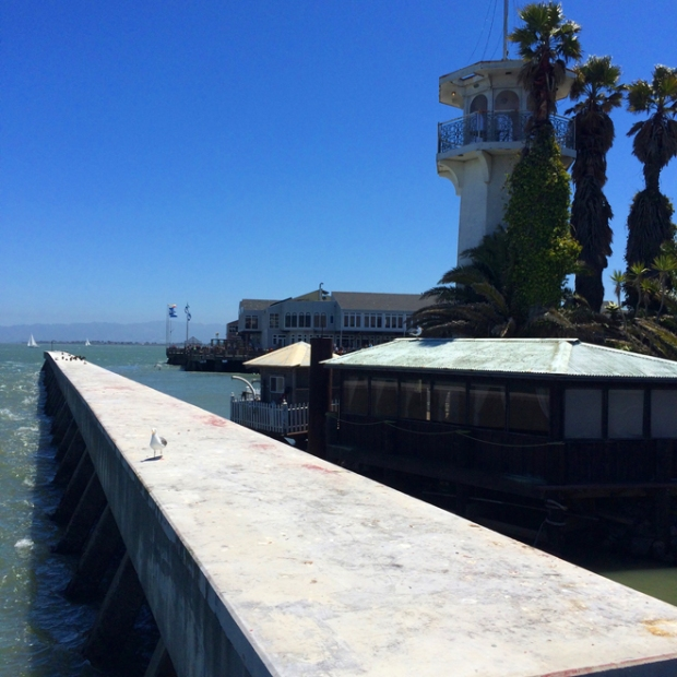 On Pier 41 in San Francisco