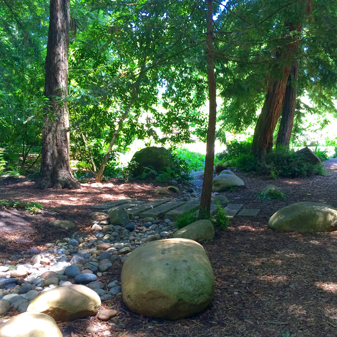 AIDS Memorial Grove in Golden Gate Park