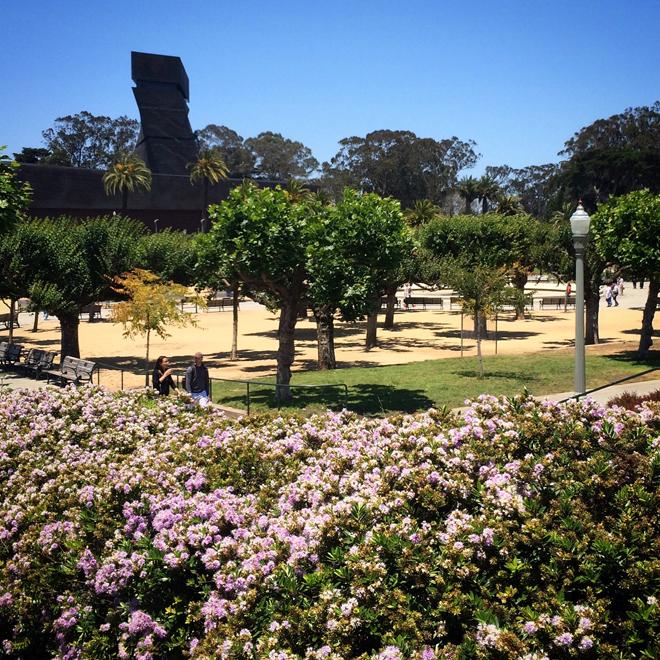 deYoung Museum in Golden Gate Park