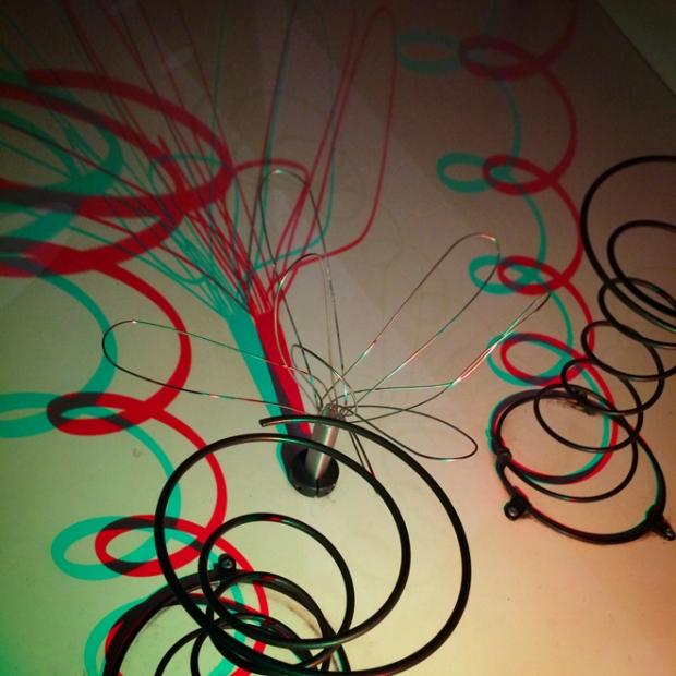 exhibit at Exploratorium