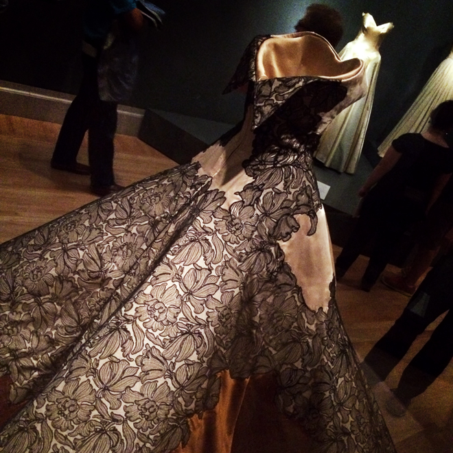 Charles James, High Style exhibit, Legion of Honor
