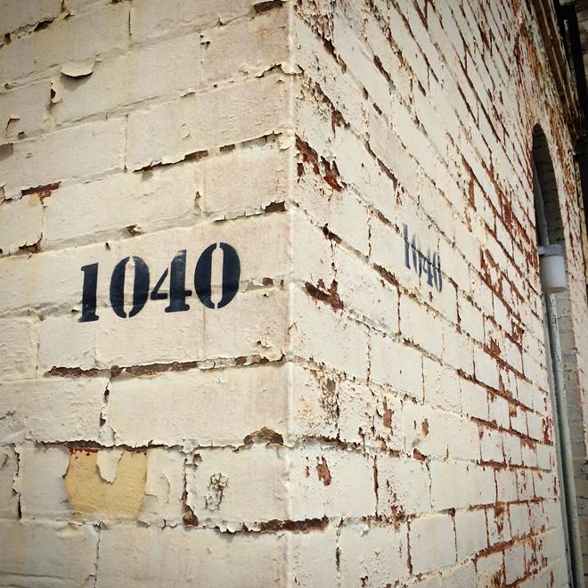 old building in Presidio