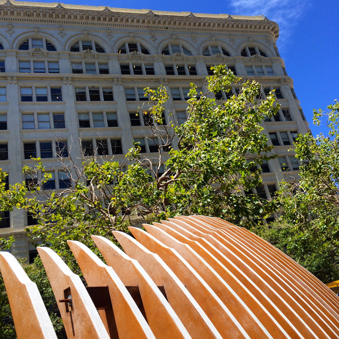 public art on Market Street