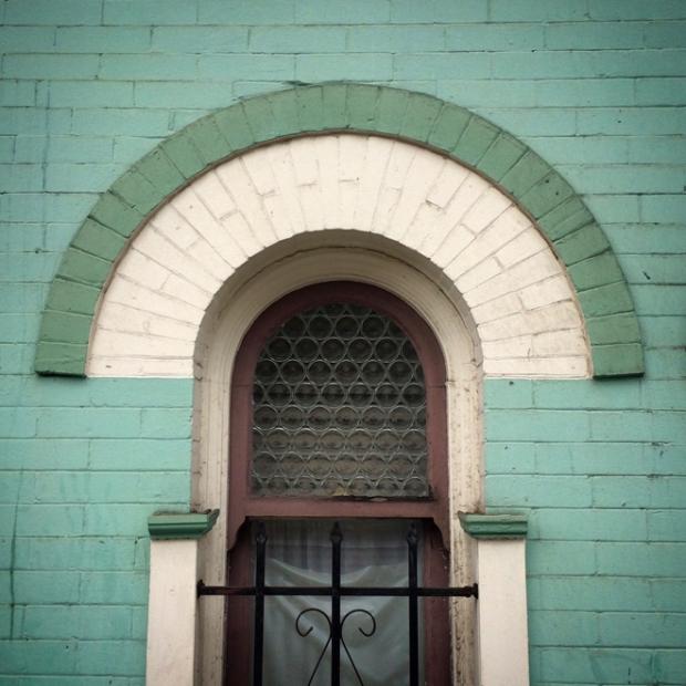 Nob Hill window