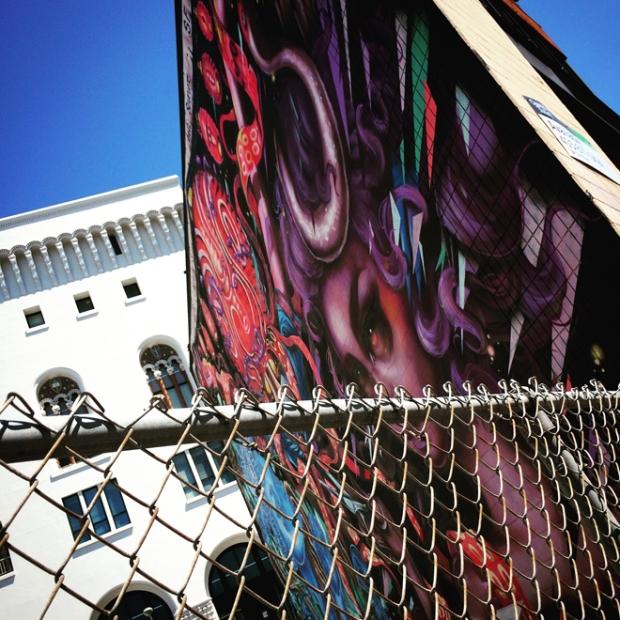 Van Ness and Market mural