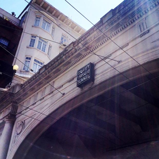 Stockton Tunnel