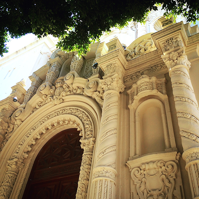 Mission Dolores basilica