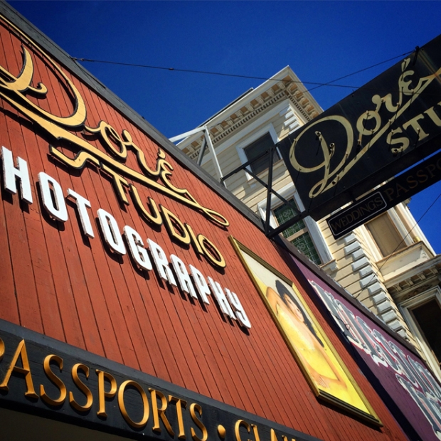Dore Studio Photography on Mission Street