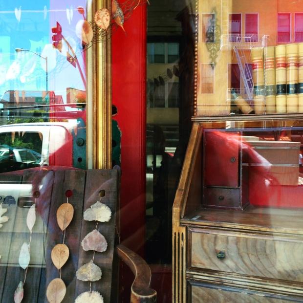 Viracocha window on Valencia