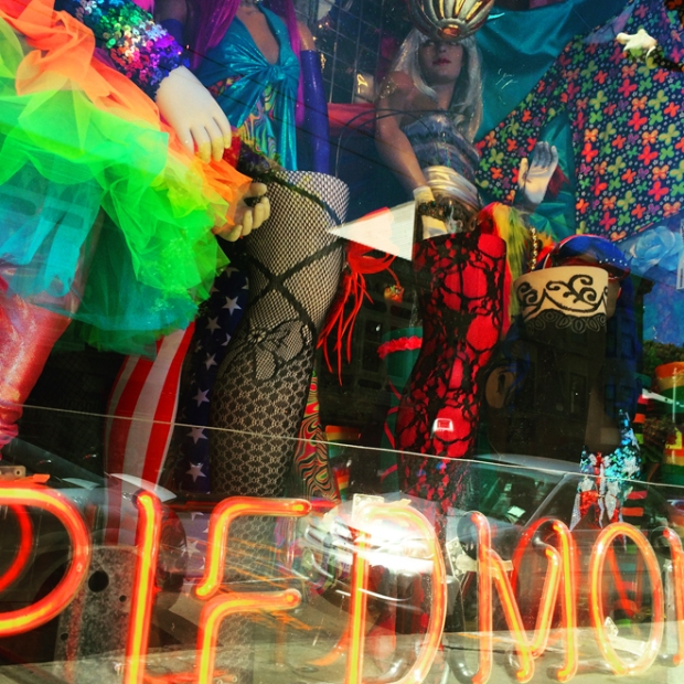Piedmont shop on Haight