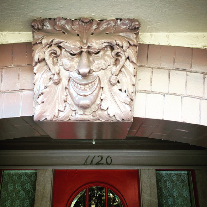 green man house protector