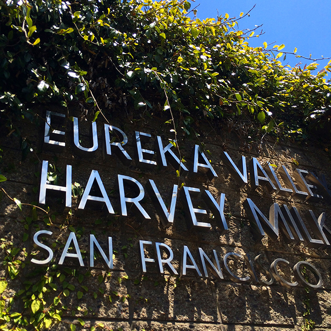 Eureka Valley Harvey Milk Library Branch